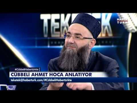 Cübbeli Ahmet Hoca: