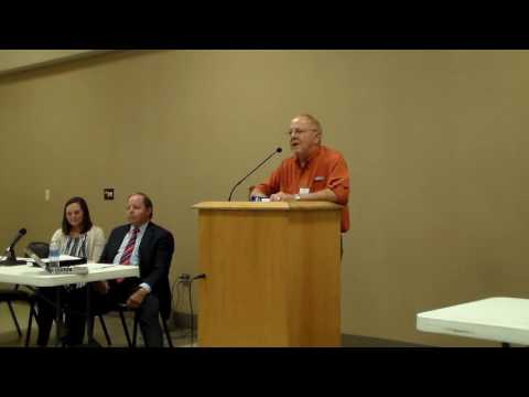 Chamber of Commerce Forum August 4, 2016