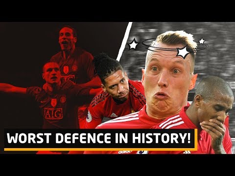 Worst Manchester United Defence In History! | Man Utd News