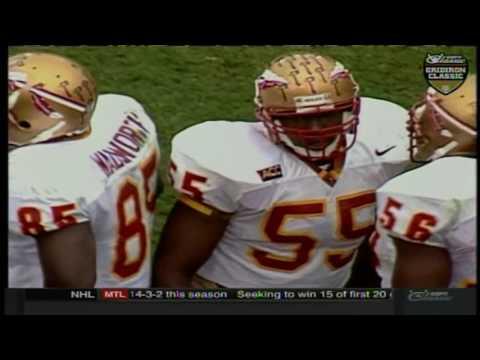 1995 #6 Florida State vs. #3 Florida (HD)