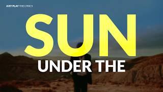 Roosevelt - Under The Sun (Lyrics)