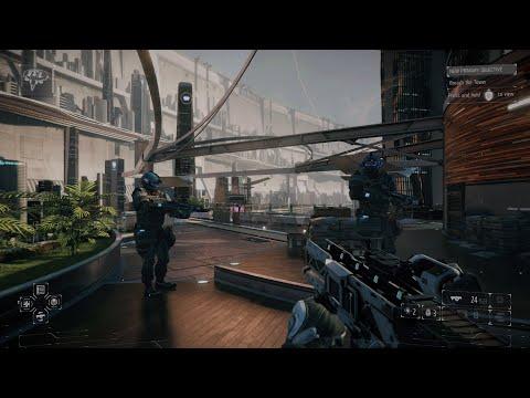 Killzone: Shadow Fall - PS5 Backwards Compatibility Gameplay (4k 60fps)