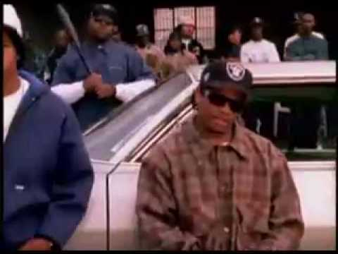 EAZY-E...Dr Dre DISS(MUSIC VIDEO) REAL COMPTON CITY G'S..R.I.P.