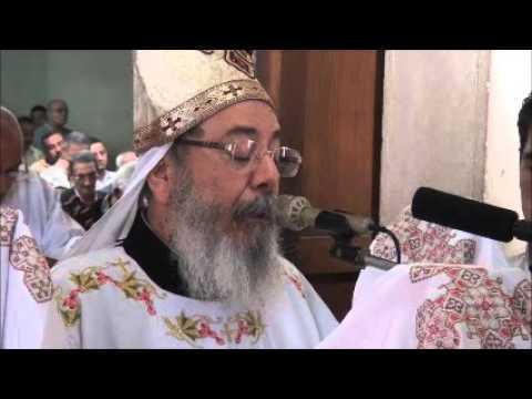 مستحق و عادل من القداس الغريغوري ليوم السبت للأب الحبيب القمص جورجيوس بطرس