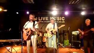 Standing At The Crossroads Again - Mickey Jupp & Band - Riga Southend 13-6-2014