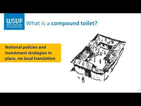 Webinar: A toilet in every compound - what we've learned so far from Kumasi and Accra, Ghana