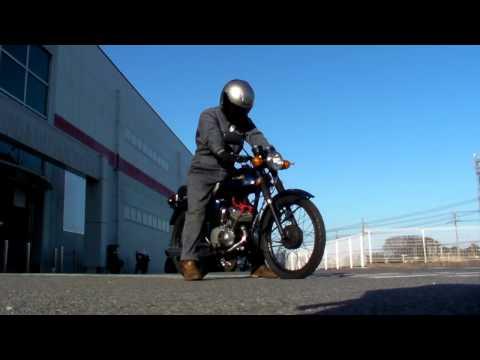 YAMAHA HS1 Two-Cycle 90cc TwinEngine Custom HS-1 1701210160 k