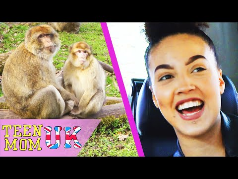 Sassi Can't Believe Darren's Surprise Mother's Day Gift | Fun Days Out | Teen Mom UK