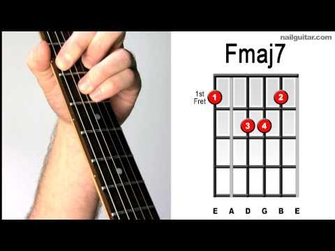 Chords guitar tutorial