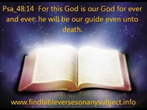 Bible Quotes About Death Of A Loved One Pleasing Bible Verses About Death  Youtube