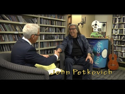 The Profile Ep 19 John Petkovich chats with Gary Dunn