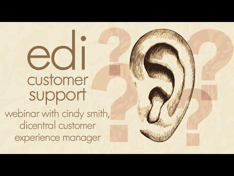 EDI Customer Support