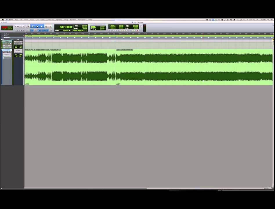 Pro Tools - Best way to align song to grid and Best DJ Style Edit Method