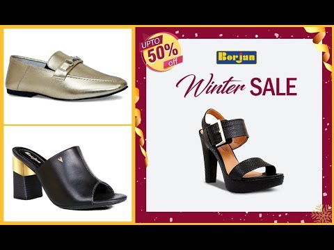 Borjan Shoes Sale With Price #Winter