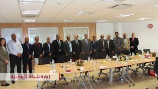 جولة معالي أ د. علام موسى وزير  الاتصالات و تكنولوجيا المعلومات