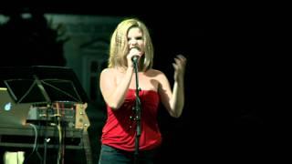 George Smoog: Bulletproof (La Roux cover)- live