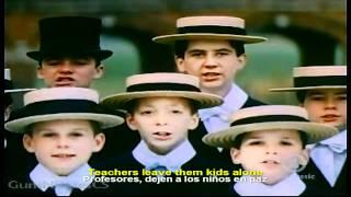 The wall pink floyd subtitulado español pelicula completa