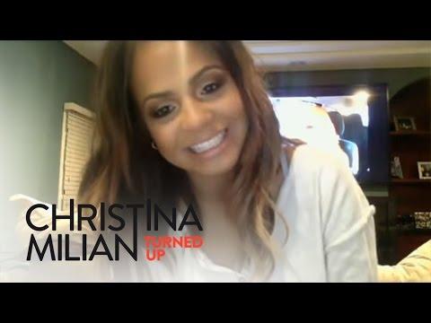 Christina Milian Turned Up | Q&A with Christina Milian | E!