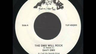 Davy DMX - The DMX Will Rock