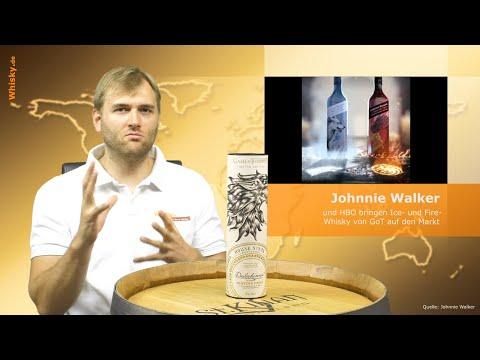Whisky.de News: Neue GoT Ice- Und Fire-Blends Von Johnnie Walker Und HBO