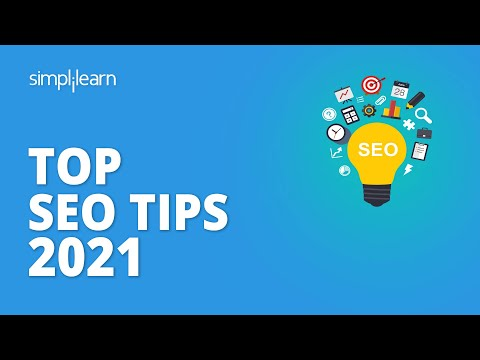 Top 10 SEO Tips for 2021 You Need to Know