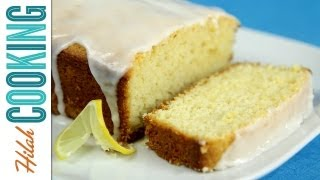 Lemon Pound Cake | Perfect Lemon Pound Cake Recipe | Hilah Cooking