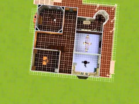La casa di coraline in the sims 3 youtube - La casa de la mampara ...