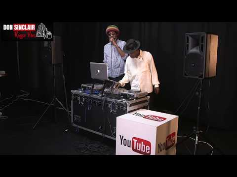 Sir Coxsone Live & Direct at YouTube 🔊 🇯🇲