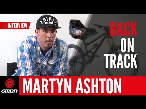 Martyn Ashton - Back On Track - The Interview