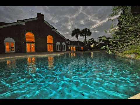OSC - 14,000 Sq Ft Luxury Heathrow Golf Community Estate Lake Mary Florida