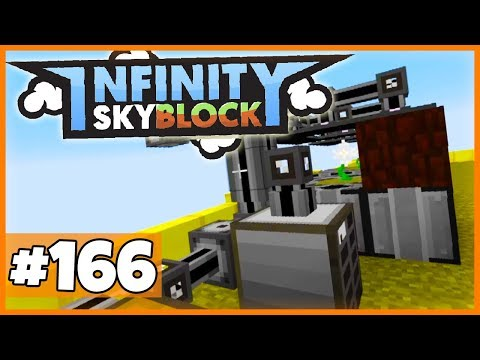 Ich habe AE2 einfach immer noch nicht verstanden... - Minecraft FTB Infinity Skyblock #166