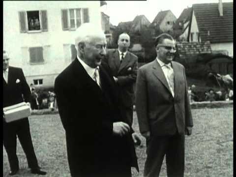 Theodor Heuss in Brackenheim