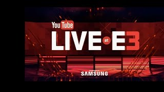 YouTube Live at E3 2016 - 12 Hours of E3 Live Now!