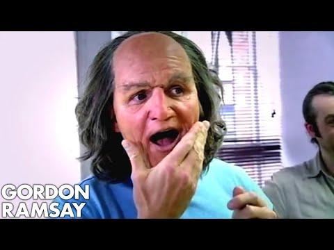 Gordon Ramsay in Disguise! | Archive Supercut
