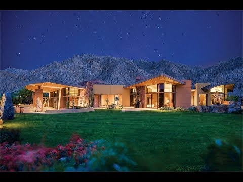 An Architectural Masterpiece in Rancho Mirage, California