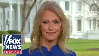 Conway says Bernie's 'electability' is no match for Trump's 'electricity'