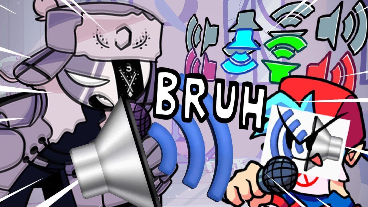 Bruhvodila (Zavodila + Bruh Sound Effect #2) [Friday Night Funkin Midfight Masses]