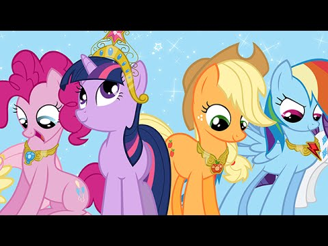 My Little Pony Friendship is Magic Full Game Episodes 5 | Gaming HD