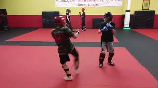 Rancho Bernardo 4S Ranch Martial Arts Sparring