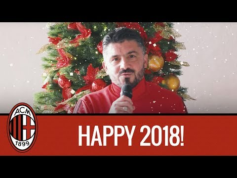 Happy New Year from the first team!