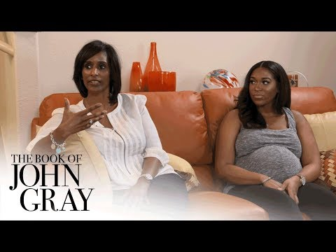A Mother And Her Pregnant Daughter Talk About Their Explosive Relationship | Book of John Gray | OWN
