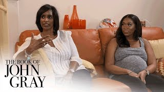 A Mother And Her Pregnant Daughter Talk About Their Explosive Relationship   Book of John Gray   OWN