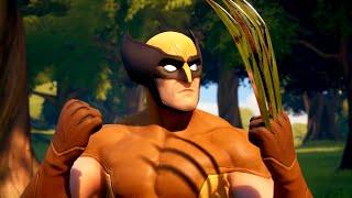 All Fortnite Shorts Trailers - Wolverine Arrives, Captain America & More! (Fortnite Battle Royale)