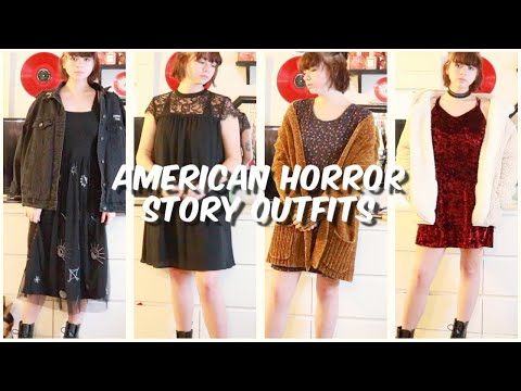 American Horror Story Inspired Outfits