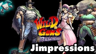 WILD GUNS RELOADED - I Talk A Lot Of Bollocks In This Video