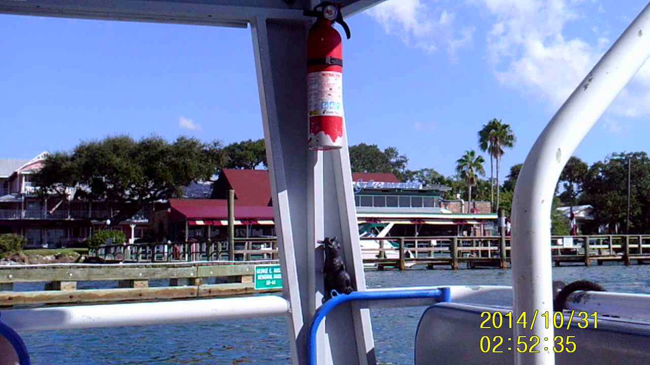 Water Taxi From Inlet Harbor In Ponce To New Smyrna Fl