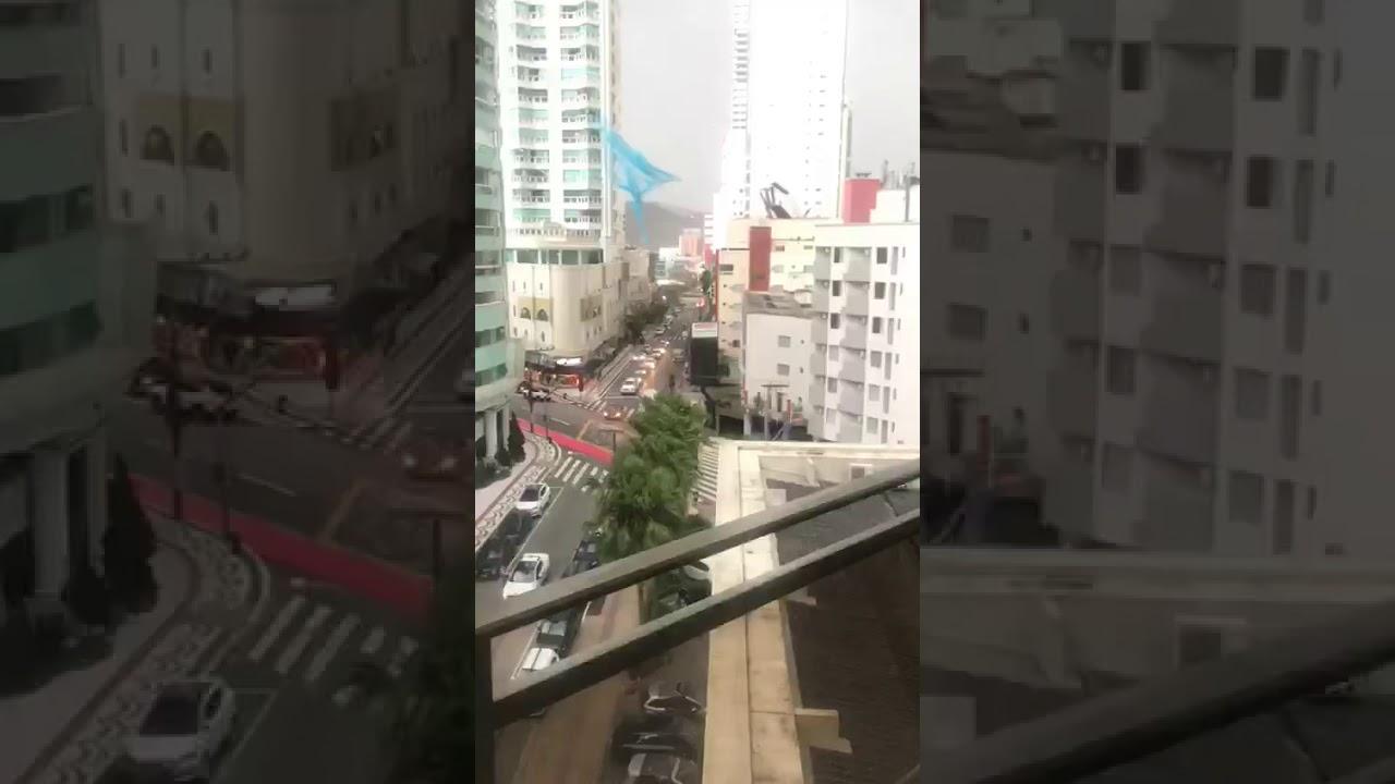 🔴 Ciclone em Santa Catarina