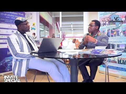 Madi Sakandé  Invité special  @ Vision Channel Africa