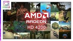 10+ Video Games Running On AMD Radeon HD 4200 (2020)