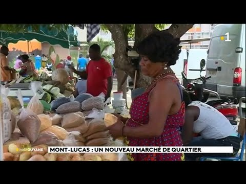 Mont - Lucas : un nouveau marché de quartier
